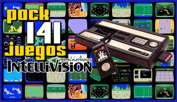 pack de roms intellivision