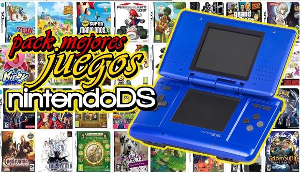 descargar paquete de juegos nintendo DS